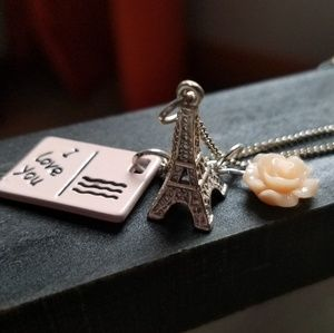 ICING Eiffel Tower Long Necklace 🌟FINAL PRICE🌟